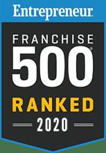 Franchise 500 ranked 2020