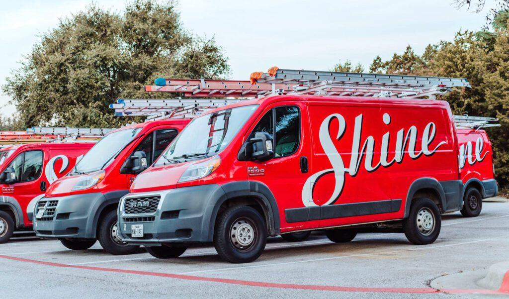 Shine Vans