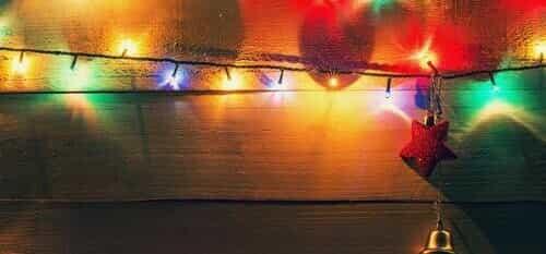 holiday light