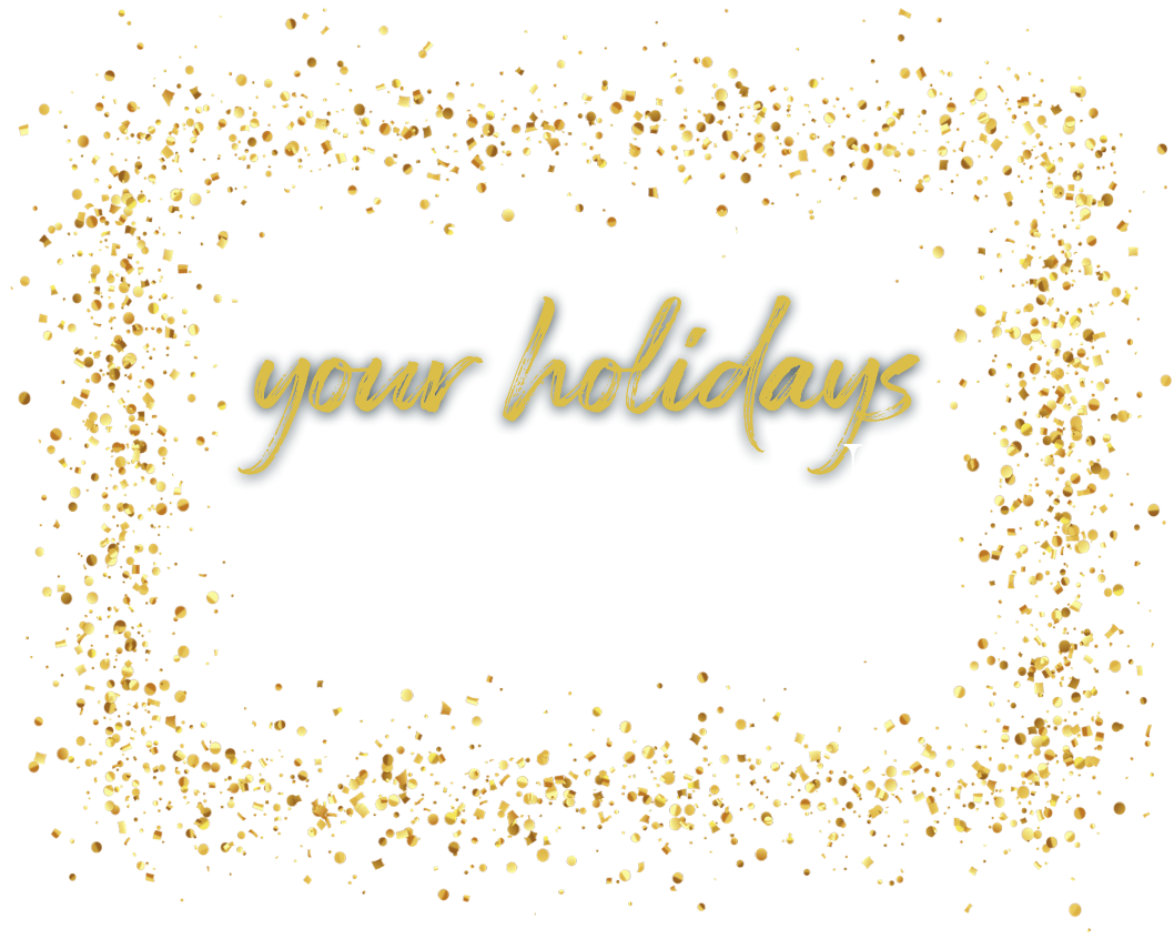 Brighten your holidays with shine